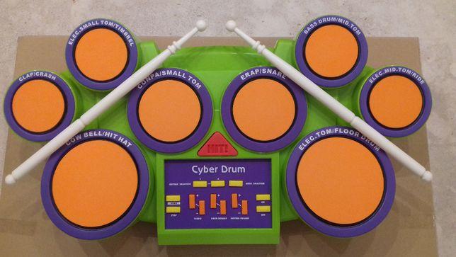 Perkusja Cyfrowa 8 bębnów jak nowa !