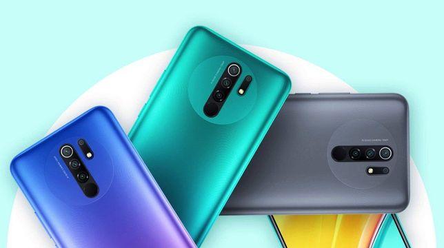 Najnowszy Xiaomi Redmi 9 4/64gb 5020mAh 3 kolory-sklep