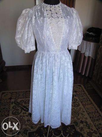 Vendo Vestido Noiva R 105