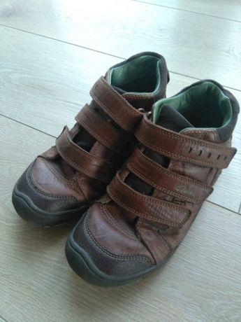 Clarks buty wiosenne przejściowe skóra rzepy r.33