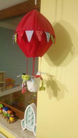 balon, ozdoba, zawieszka, dekoracja do pokoju dziecka, zwierzątka