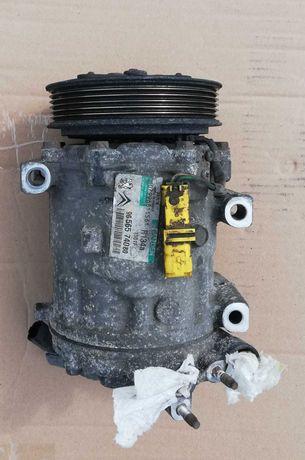 Sprężarka klimatyzacji kompresor Citroen c5 2.0 hdi 136 KM lift
