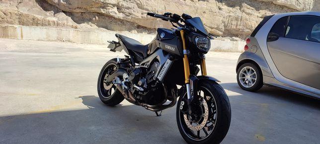 """Yamaha MT 09 """"1 ano Garantia"""""""