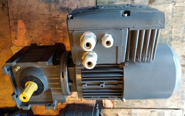 Мотор-редуктор SEW-EURODRIVE 0,37кВт з драйвером