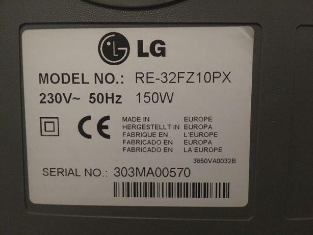 Vendo TV LG para peças Modelo RE-32FZ10PX
