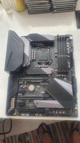 ASUS Maximus Hero XI Z390 LGA1151 (necessita de reparação)