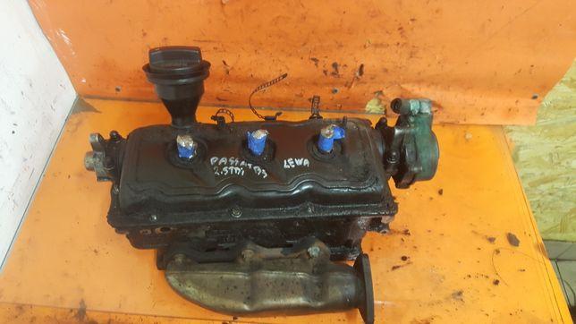 Głowica lewa wtryski VW PASSAT B5 2.5 TDI AKN