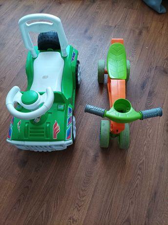 Детская машинка Толокар и Велобег