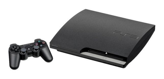 Playstation 3 Slim 100GB com 1 comado