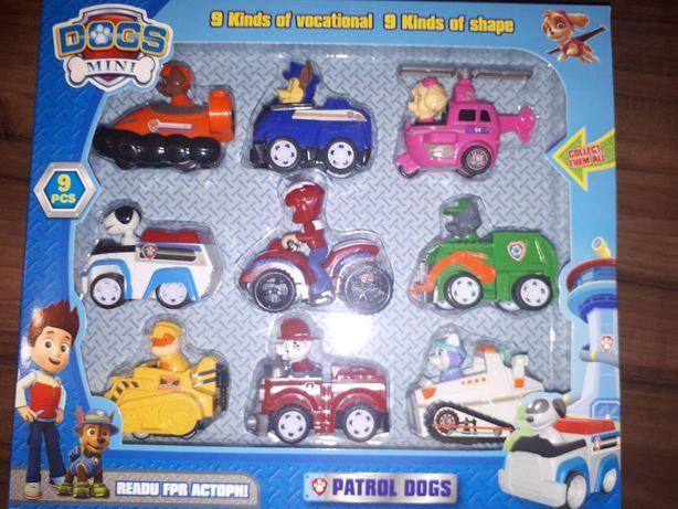 Набор игрушек Щенячий патруль, 9 шт.