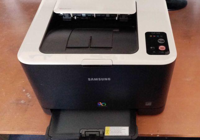 Impressora Samsung CLP 325
