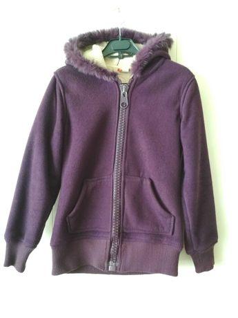 Курточка-шерпа на девочку-подростка