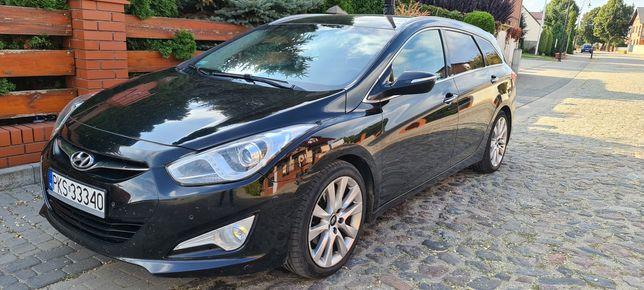 Hyundai i40 1.7 diesel/ zamiana na droższy