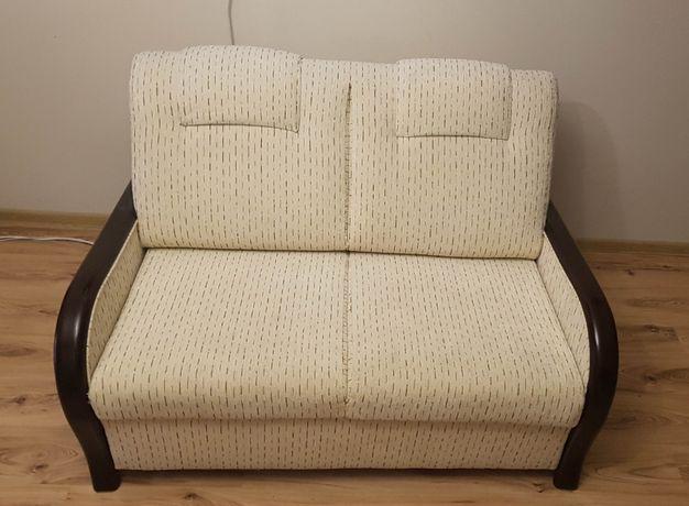 UNIMEBEL - sofa rozkładana 2 osobowa