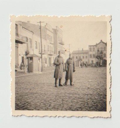 Stare zdjęcia Wolbrom Polen 1939