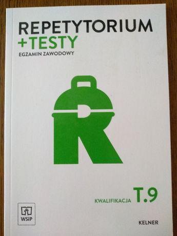 Egzamin zawodowy Kelner T09 Repetytorium i testy