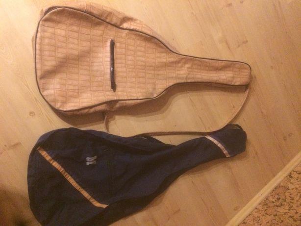 2 pokrowce do gitary klasycznej pokrowiec case futerał do akustyka