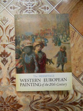 Malarstwo eurpoejskie XX w Ermitraż pocztówki