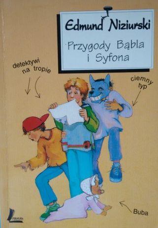Przygody Bąbla i Syfona - Edmund Niziurski