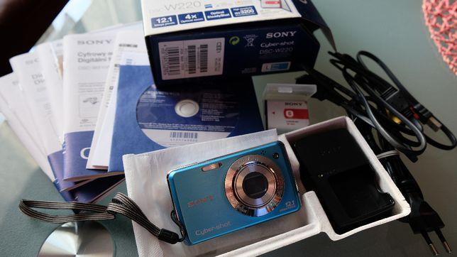 Aparat foto Sony DSC-W220