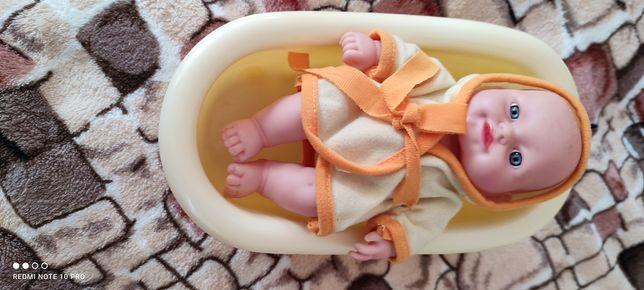 Лялька-Пупс в ванній