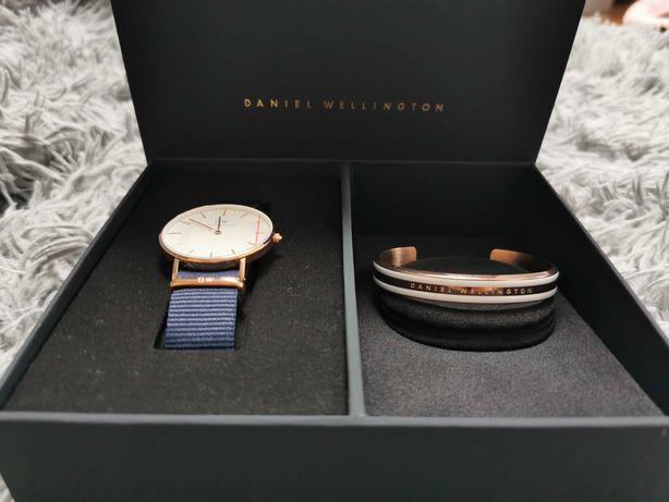 Zegarek i bransoletka Daniel Wellington 100% oryginalny