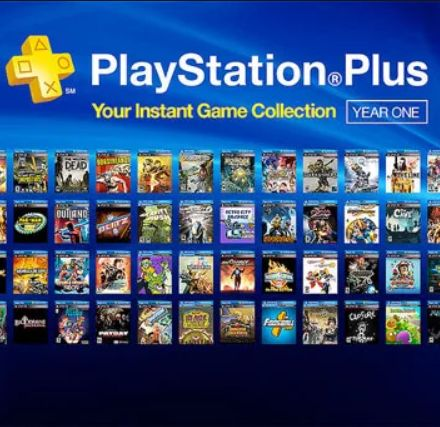 PS plus collection на Вашу PS4 20 игр ps+ коллекция активация ps5 игры