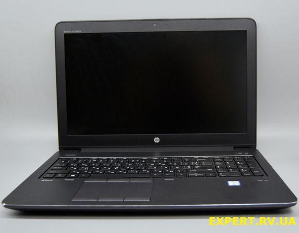 Ноутбук HP zBook 15 G3 / 15.6'' FHD / i7-6820HQ / 16 Gb / SSD 368 Gb