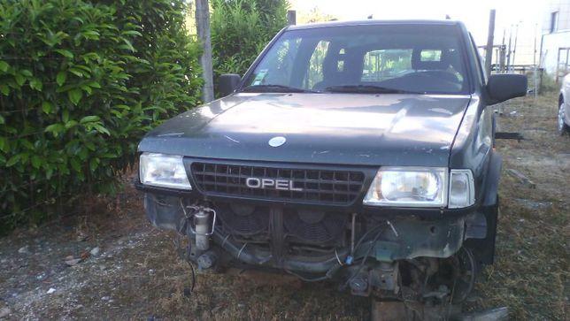 Frontera Opel 2.5Tds peças