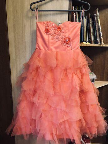 Платье выпускное 122-128