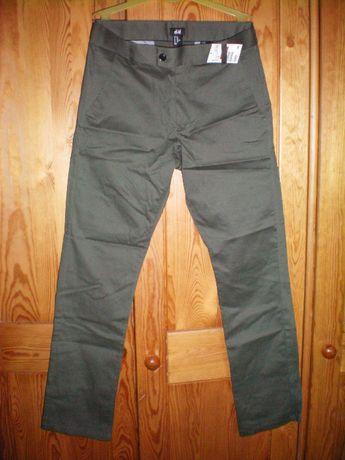 nowe spodnie H&M r 46 EUR / 40cm