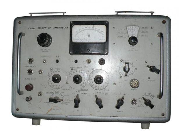 Генератор импульсов Г5-2А торг