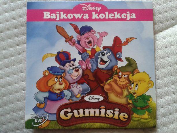 Płyta DVD bajka GUMISIE aż 6 odcinków na płycie !!!