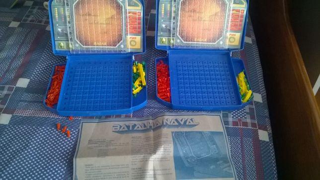 jogo tabuleiro usado - batalha naval