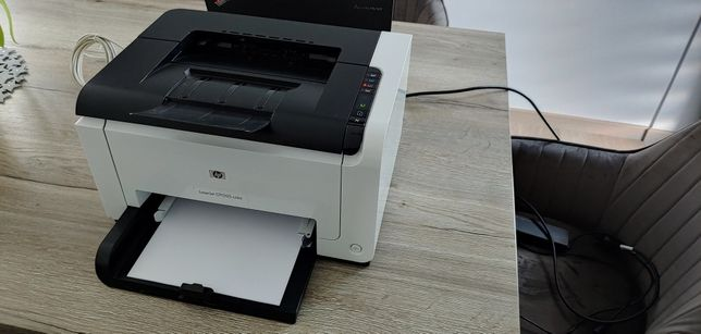 Drukarka kolorowa laserowa HP LaserJet CP1025