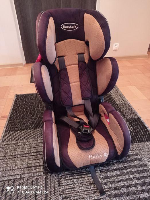 Fotelik samochodowy Baby Safe Husky 9-18 kg Ciechocinek - image 1