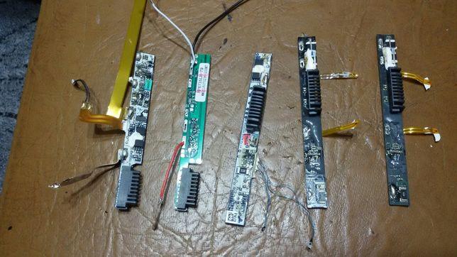 Плата контроля заряда li-ion 18650 аккумуляторов с батареи ноутбука
