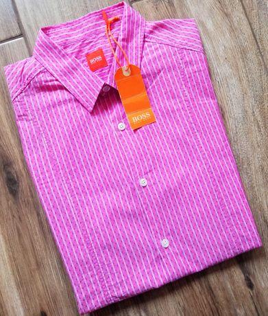 Hugo Boss oryginalna męska koszula