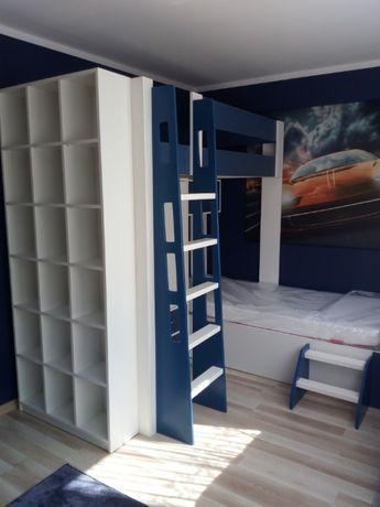 łóżko na antresoli - darstol 222
