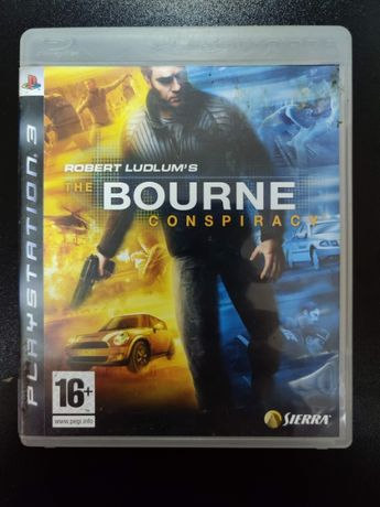 Robert Ludlum's The Bourne Conspiracy PS3 Playstation 3