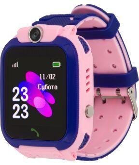 Смарт-часы Детские водонепроницаемые смарт-часы AmiGo GO002 Swimming