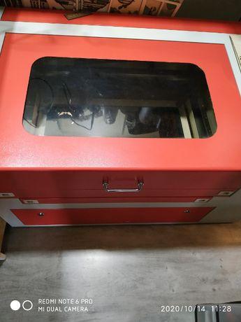 Ploter Laserowy 50W profesjonalny 500x300