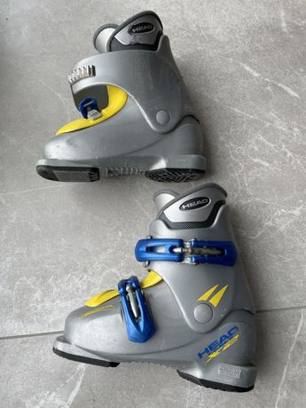 Buty narciarskie dziecięce 190-195 Head Carve X2