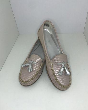 Черевики-туфлі-мокасини-балетки жіночі. Оригінал.