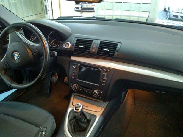 Auto Rádio BMW Série 1 E81, E82, E87, E88 GPS Bluetooth USB Android