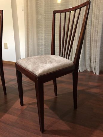 Cadeiras Vintage Restauradas