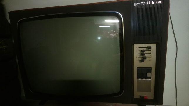 Stary telewizor Libra Unitra wzw PRL