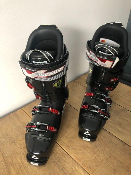 Buty narciarskie - FISCHER RC4 Vacuum 110 - Rozmiar 28,5 | 44 - NOWE!