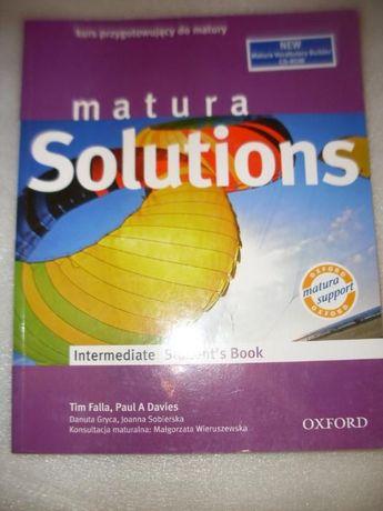 w tylko 6,80 Podręcznik Angielski Matura Solutions+ćwicz, Oxford