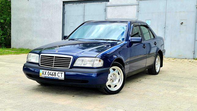 Mercedes C180, 1996 г.в. Автомат, газ